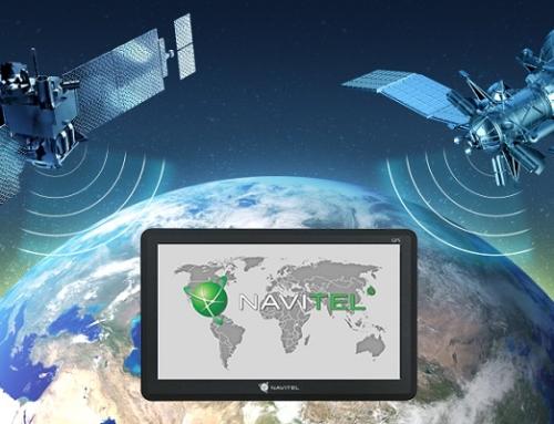 Cập nhật Navitel Navigator để tránh trục trặc tín hiệu GPS