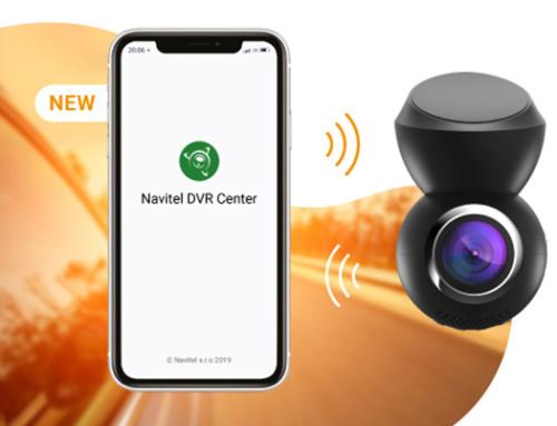 Người dùng iOS đã có thể cập nhật camera hành trình thông qua Navitel DVR Center