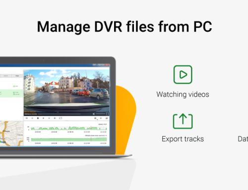 NAVITEL® ra mắt phần mềm Navitel DVR Player