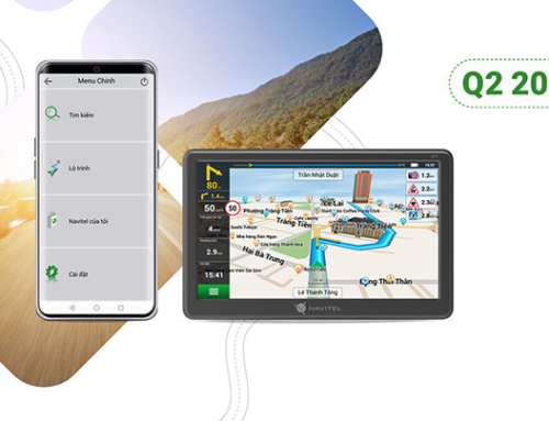 NAVITEL® phát hành bản đồ cập nhật Q2 2020 cho Việt Nam