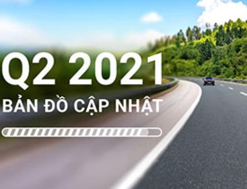 NAVITEL® phát hành bản đồ cập nhật Q2 2021 cho Việt Nam