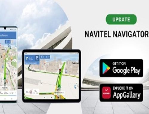 NAVITEL® phát hành bản cập nhật Navitel Navigator 11.9.570