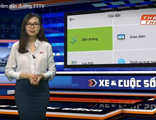 Thể thao TV tư vấn sử dụng phần mềm dẫn đường