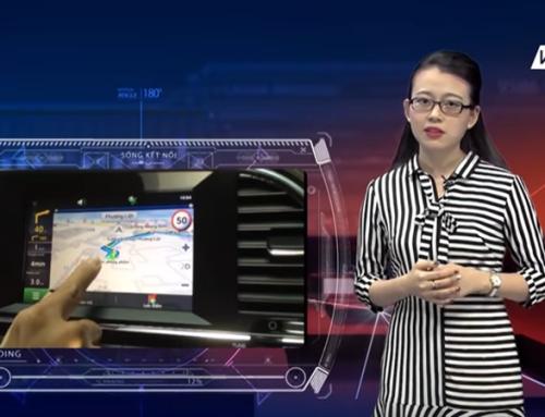 VTC1 giới thiệu phần mềm dẫn đường Navitel