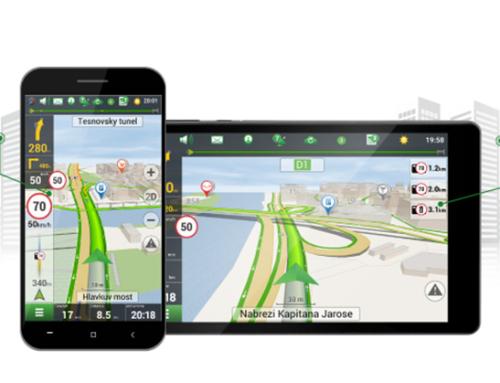 Navitel Navigator cập nhật cảnh báo sớm giới hạn tốc độ
