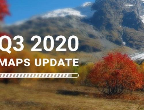 NAVITEL® phát hành bản đồ cập nhật Q3 2020 cho Việt Nam
